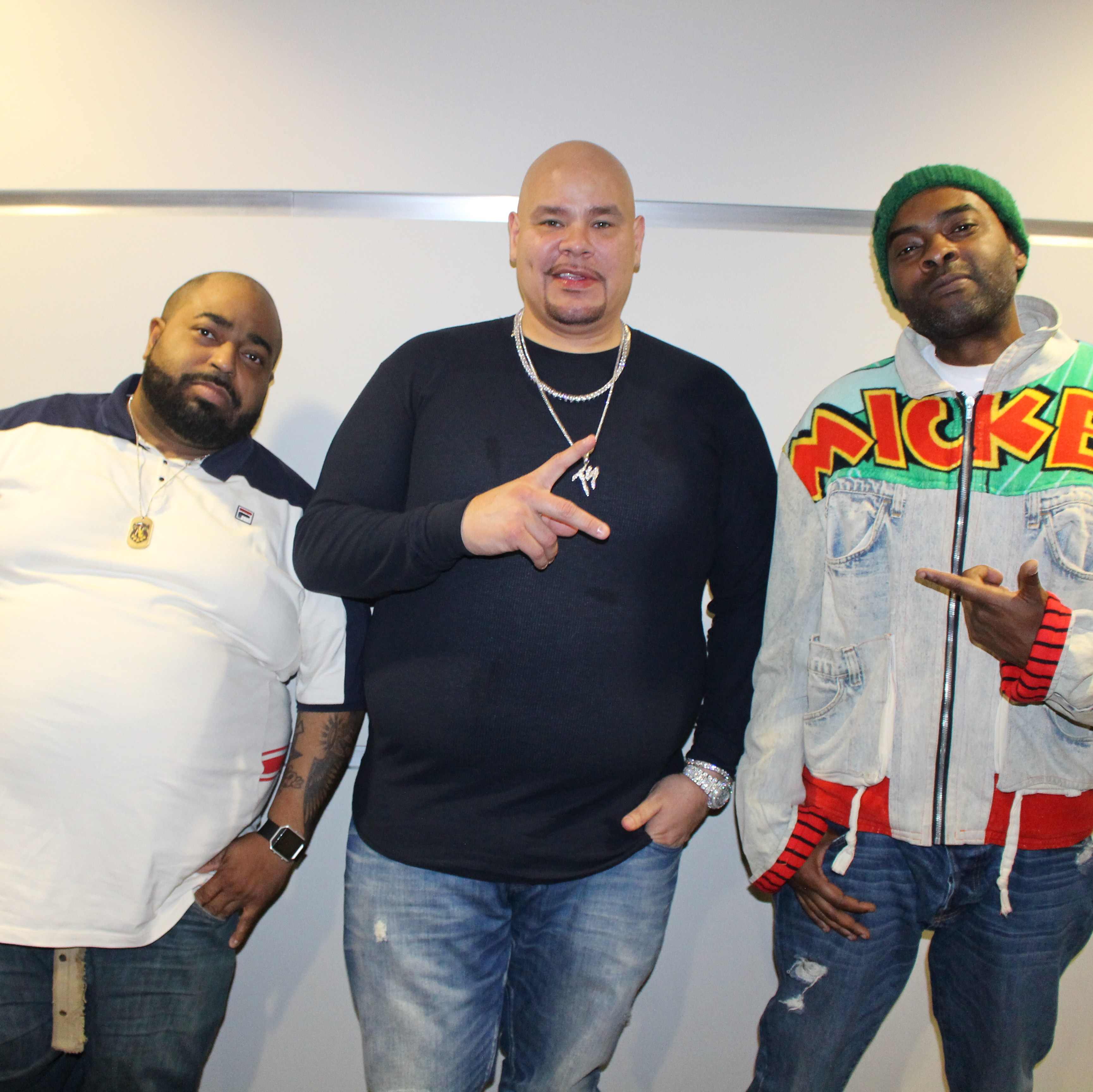 Fat Joe at 92Q